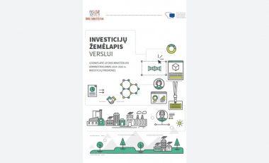 """Leidinys """"Investicijų žemėlapis verslui"""" – verslui skirtos ES struktūrinių fondų priemonės"""