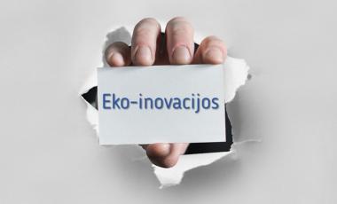 """Kvietimas teikti paraiškas finansuoti projektus pagal priemonę """"Eco-inovacijos LT+"""" Nr. 4"""